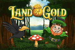 logo land of gold playtech slot online