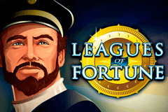logo leagues of fortune microgaming slot online