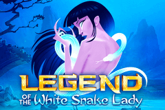 logo legend of the white snake lady yggdrasil slot online