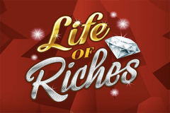 logo life of riches microgaming slot online