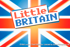 logo little britain playtech slot online