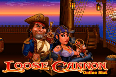 logo loose cannon microgaming slot online