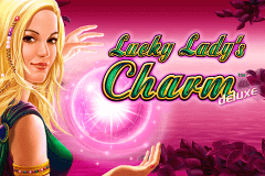 logo lucky ladys charm deluxe novomatic slot online