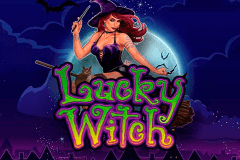logo lucky witch microgaming slot online