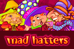 logo mad hatters microgaming slot online