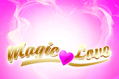 logo magic love netent slot online