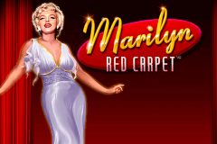 logo marilyn red carpet novomatic slot online