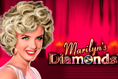 logo marilyns diamonds novomatic slot online