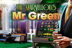 logo marvellous mr green netent slot online