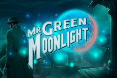 logo mr green moonlight netent slot online