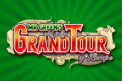 logo mr greens old jolly grand tour of europe netent slot online