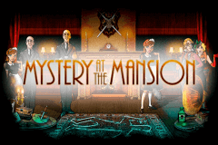 logo mystery at the mansion netent slot online