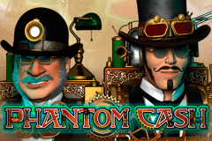 logo phantom cash microgaming slot online