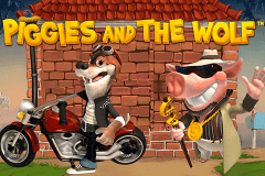 logo piggies and the wolf playtech slot online