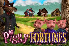 logo piggy fortunes microgaming slot online