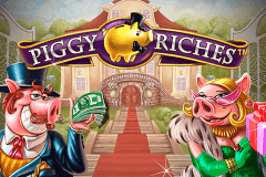 logo piggy riches netent slot online
