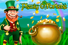 logo plenty o fortune playtech slot online
