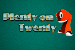 logo plenty on twenty novomatic slot online