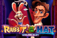 logo rabbit in the hat microgaming slot online