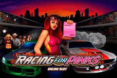 logo racing for pinks microgaming slot online