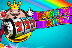 logo rainbow king novomatic slot online
