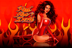 logo red hot devil microgaming slot online