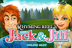 logo rhyming reels jack and jill microgaming slot online