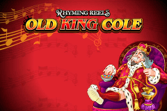 logo rhyming reels old king cole microgaming slot online