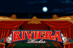 logo riviera riches microgaming slot online