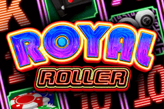 logo royal roller microgaming slot online