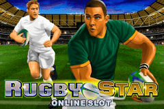 logo rugby star microgaming slot online