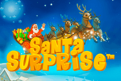logo santa surprise playtech slot online