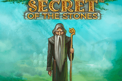 logo secret of the stones netent slot online
