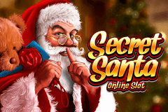 logo secret santa microgaming slot online