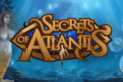 logo secrets of atlantis netent slot online