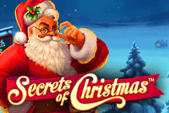 logo secrets of christmas netent slot online