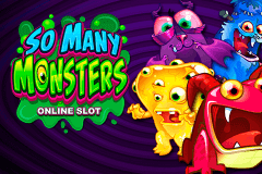 logo so many monsters microgaming slot online