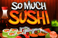 logo so much sushi microgaming slot online