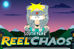 logo south park reel chaos netent slot online