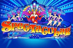 logo spectacular microgaming slot online