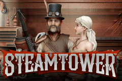 logo steam tower netent slot online