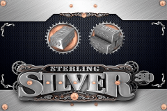 logo sterling silver 3d microgaming slot online