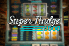 logo super nudge 6000 netent slot online