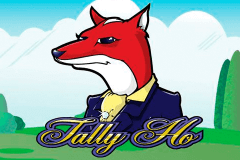 logo tally ho microgaming slot online