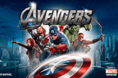 logo the avengers playtech slot online