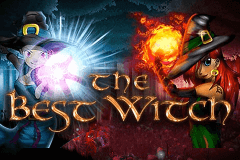 logo the best witch isoftbet slot online