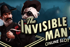 logo the invisible man netent slot online