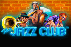 logo the jazz club playtech slot online