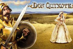 logo the riches of don quixote playtech slot online