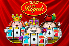 logo the royals novomatic slot online